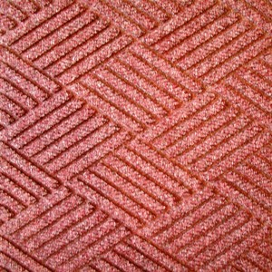 Waterhog Entry Tile Bordeaux Diamond (6mm) Quantity to be confirmed