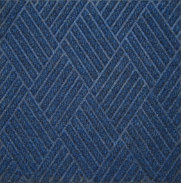 Waterhog Entry Tile Navy Blue Diamond (6mm) Quantity to be confirmed