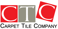 Carpet Tile Company Logo